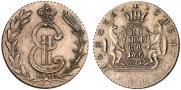 1 копейка 1766 года