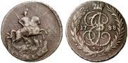 1 kopeck 1788 year
