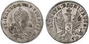 3 гроша 1759 года