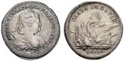 Token Coin 1739 year
