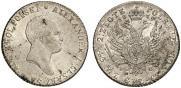2 złote 1819 year