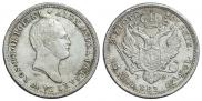 2 злотых 1821 года