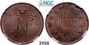 10 пенни 1900 года