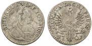 3 гроша 1761 года