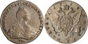 Poltina 1776 year