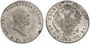 2 злотых 1818 года