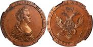 Модуль червонца 1796 года
