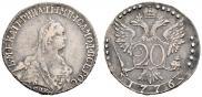 20 kopecks 1776 year