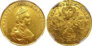5 рублей 1780 года