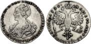 Poltina 1726 year