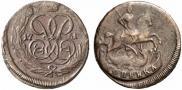 1 копейка 1761 года