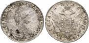 Poltina 1796 year