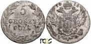 5 грошей 1816 года