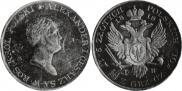 5 злотых 1818 года