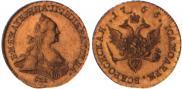 1 червонец 1766 года