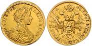 1 червонец 1714 года