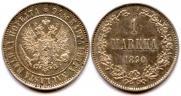 1 марка 1890 года