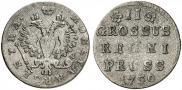 2 гроша 1759 года