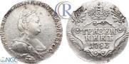 Гривенник 1783 года