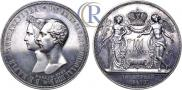 1 rouble 1841 year