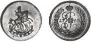 Полушка 1765 года