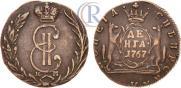 Денга 1767 года