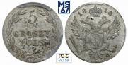 5 грошей 1818 года