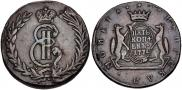 5 kopecks 1774 year