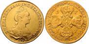10 рублей 1777 года