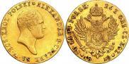 50 злотых 1818 года