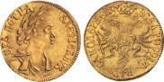 1 червонец 1701 года