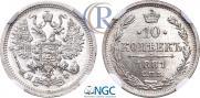 1 penni 1882 year