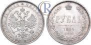 1 рубль 1884 года