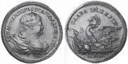 Жетон 1739 года