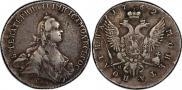 Полтина 1762 года