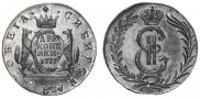 2 kopecks 1777 year