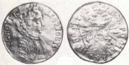 1 червонец 1703 года