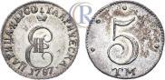 5 копеек 1787 года
