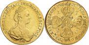 10 рублей 1780 года