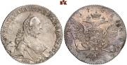 1 rouble 1765 year