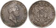10 злотых 1822 года