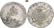 1 rouble 1763 year