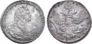 Полтина 1739 года
