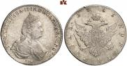 1 rouble 1785 year