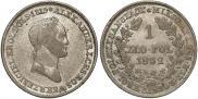 1 złoty 1832 year