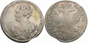 1 rouble 1725 year