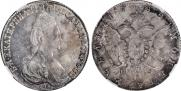1 rouble 1782 year