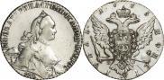1 рубль 1765 года