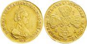 5 рублей 1781 года