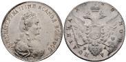Монета Полтина 1788 года, , Серебро